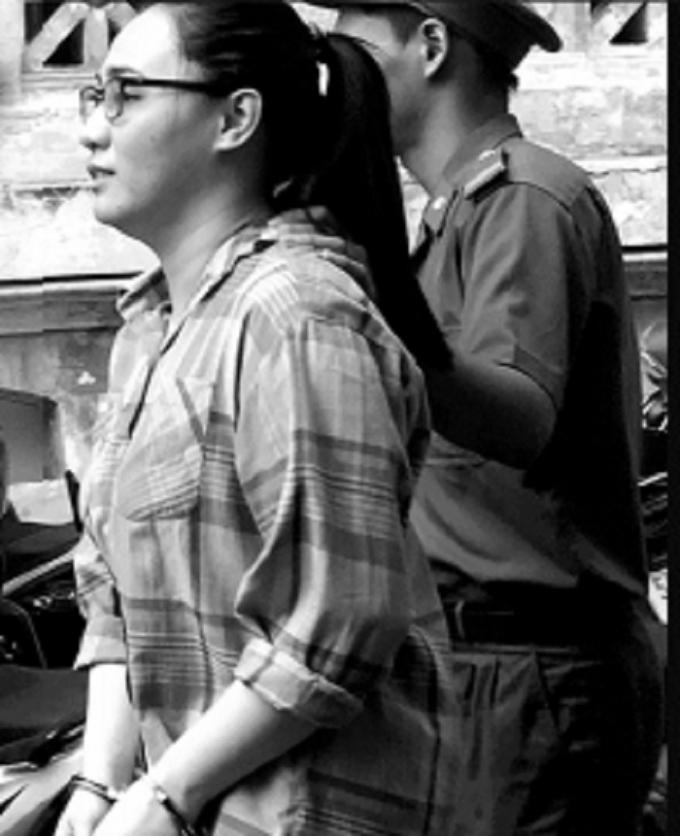 Bị cáo Trần Kim Yến.
