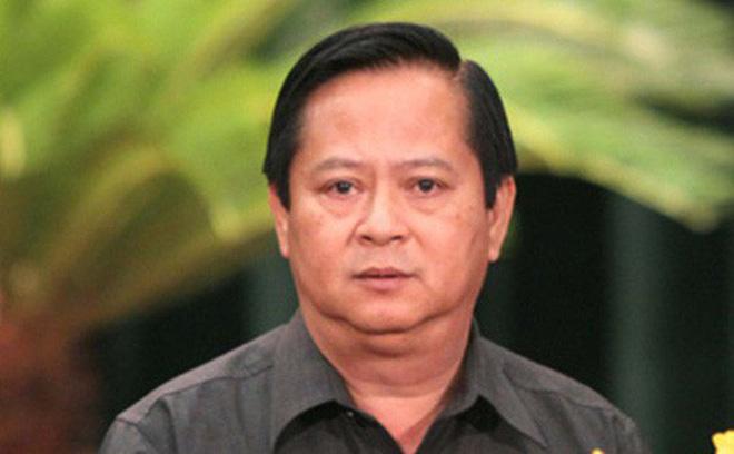 Nguyên Phó chủ tịch TP HCM Nguyễn Hữu Tín.