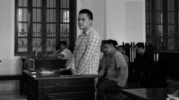 Trần Quang Hùng lĩnh án 20 năm tù.