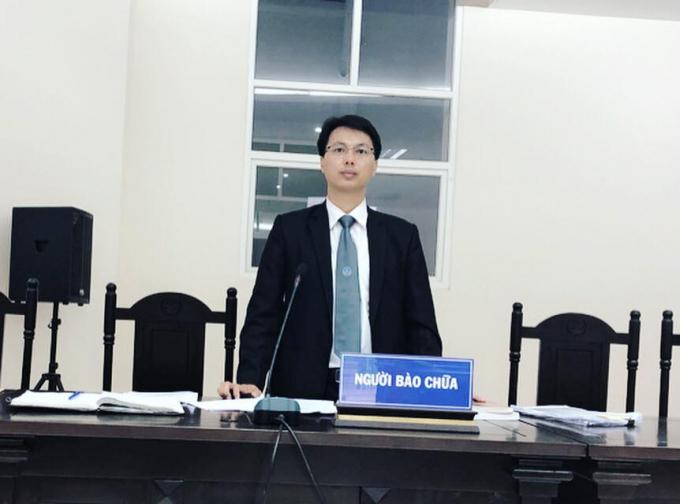 Ths. Ls Đặng Văn Cường - Trưởng văn phòng luật sư Chính Pháp - Đoàn Luật sư TP Hà Nội.