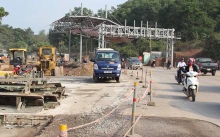 Dự án đầu tư tuyến đường Thái Nguyên-Bắc Kạn và nâng cấp, mở rộng Quốc lộ 3 dài 65Km, trong đó, đoạn Thái Nguyên-Bắc Kạn được thiết kế theo tiêu chuẩn đường cao tốc, dài 40Km, bề rộng nền đường 12m. Dự án có tổng mức đầu tư hơn 2.700 tỷ đồng, đầu tư theo hình thức BOT.