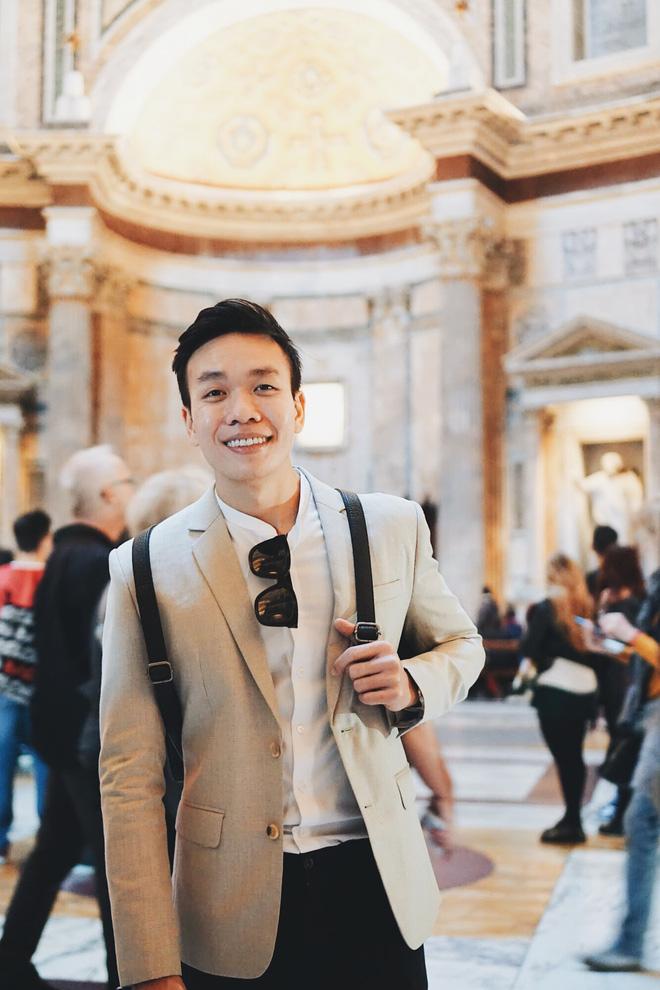 Chân dung Nguyễn Hoàng Kim Quý - chủ nhân bài viết đang nhận được sự đồng tình của dân mạng