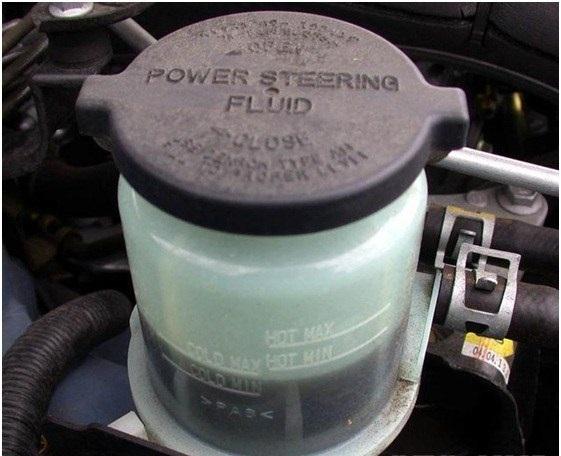 Kiểm tra mức dầu trợ lực thường xuyên để phát hiện hỏng hóc