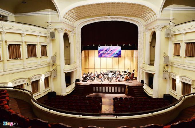 Nằm ở vị trí thuận lợi tại trung tâm thành phố, đây được xem là nhà hát trung tâm, đa năng, chuyên tổ chức biểu diễn sân khấu nghệ thuật; đồng thời được sử dụng để tổ chức một số sự kiện lớn.