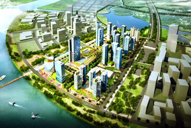 TPHCM chọn Khu đô thị mới Thủ Thiêm là địa điểm xây dựng Nhà hát giao hưởng nhạc vũ kịch sau 20 năm ấp ủ (ảnh minh họa)