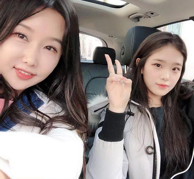 Lee Su Jin và con gái giống như hai người bạn, hơn là mẹ con.