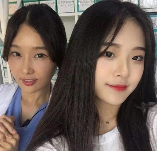 Con gái của Lee thừa hưởng nhiều nét đẹp của mẹ mình.
