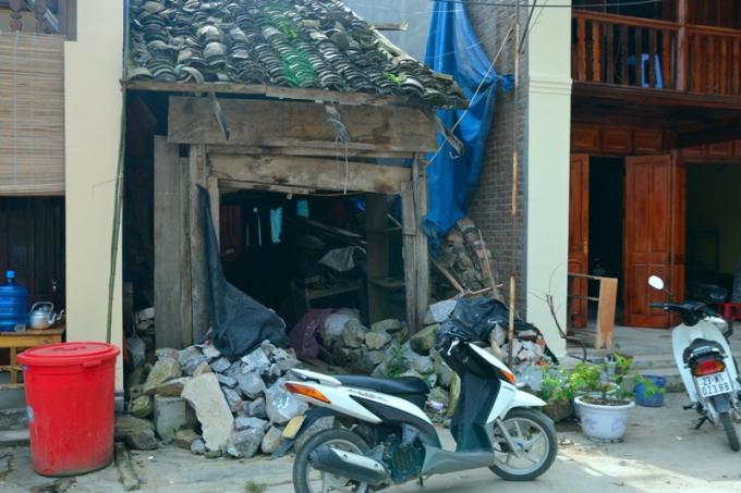 Hà Giang: Những hình ảnh không đẹp về phố cổ Đồng Văn
