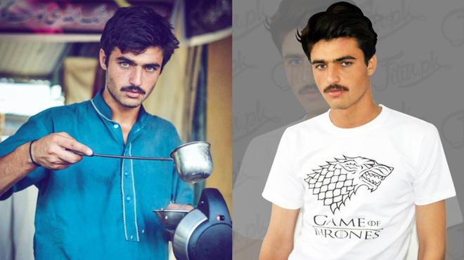 Tư phục vụ bàn tới người mẫu, biết đâu Khan sẽ nhận một vai trong Game Of Thrones và một ngày không xa?
