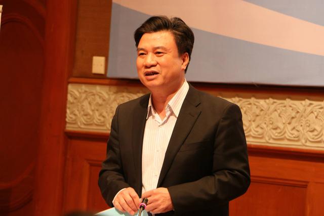 Thứ trưởng Bộ GD&ĐT tại Hội nghị.