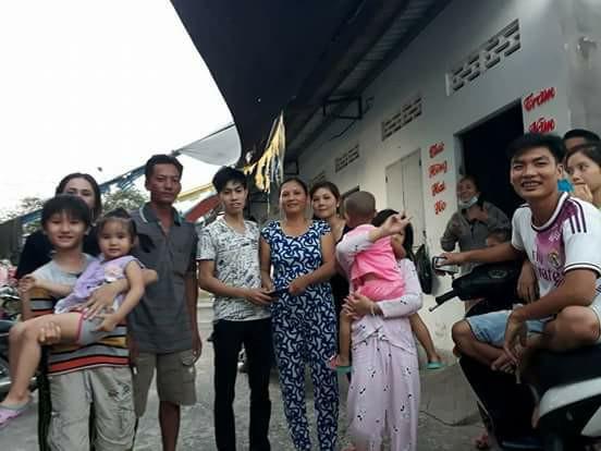 Gia đình người nhặt được chiếc ví có 17,5 triệu đồng.