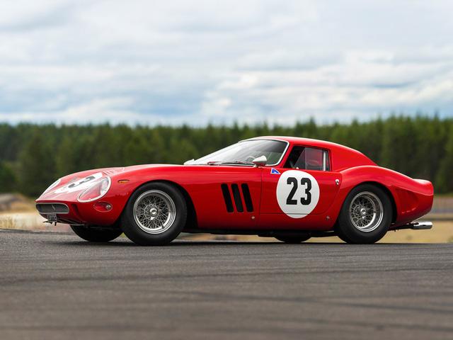 Chiếc Ferrari 250 GTO năm 1962 được định giá hơn 1 nghìn tỷ đồng trước cuộc đấu giá diễn ra vào tháng 8 tới. (Nguồn: RM Sotheby's)