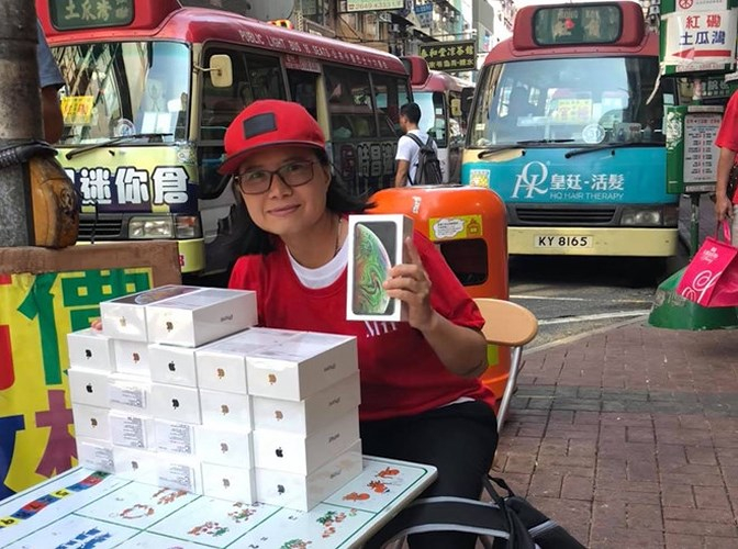 Tương tự năm ngoái, Hong Kong luôn khác biệt với phần còn lại của thế giới khi có những