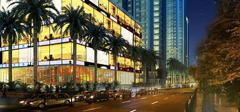 Căn hộ cao cấp Gold Tower CĐT Hoàng Huy Group.