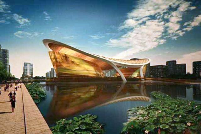 Từ năm 2010, Hà Nội đã dự định động thổ nhà hát Thăng Long nhưng đến nay vẫn án binh bất động.