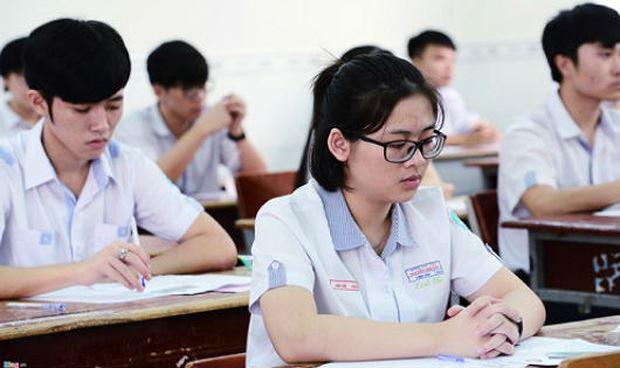 Thầy trò lớp 12 mong sớm có phương án thi chính thức cho kì thi 2019. (Ảnh minh họa)