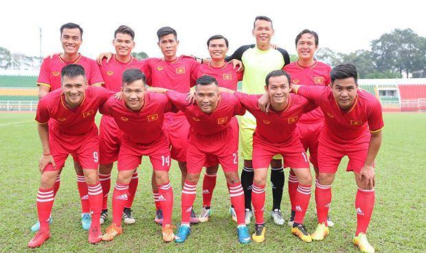 Các nhà vô địch AFF 2008 hội tụ tại sân Mỹ Đình 'tiếp lửa' cho ĐT Việt Nam