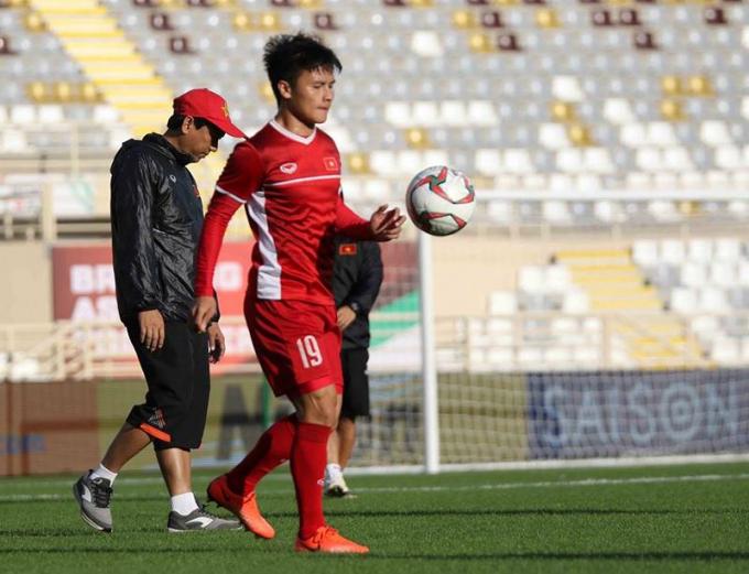 HLV Park Hang Seo: Sẽ nắm bắt cơ hội nhỏ nhất để có được kết quả tốt trước Iran