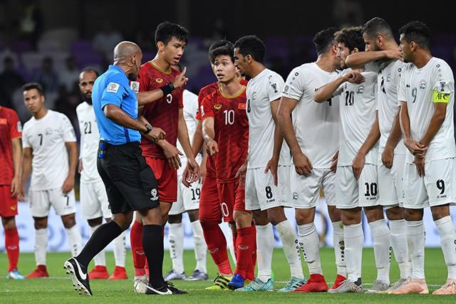 Đội tuyển Việt Nam sẽ gặp Jordan nếu giành vé đi tiếp
