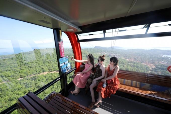Điều gì hấp dẫn du khách đến Hòn Thơm, Phú Quốc trong kỳ nghỉ Tết 2019?