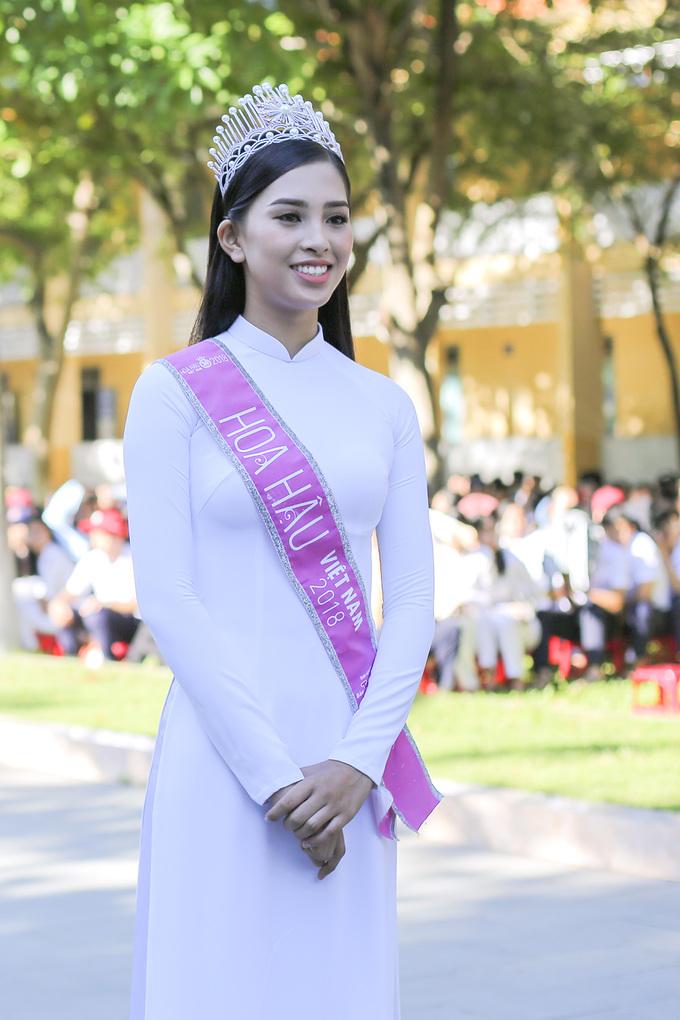 Trần Tiểu Vy từ ngôi vị Hoa hậu Việt Nam tới đấu trường Miss World 2018.