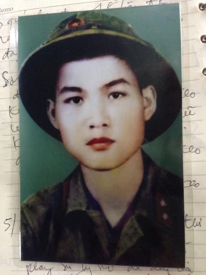 Liệt sĩ Trần Ngọc Sơn