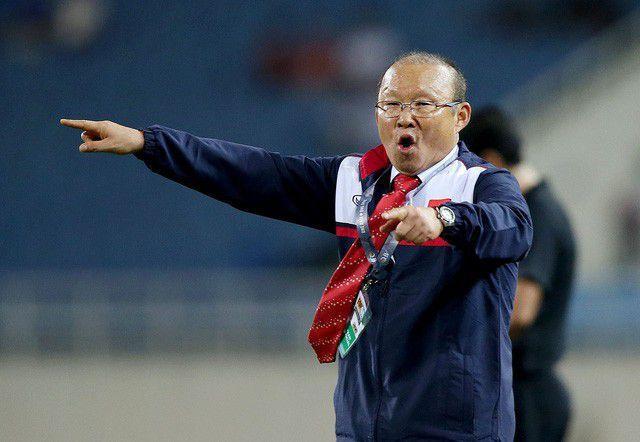 HLV Park Hang Seo muốn đội tuyển Việt Nam hướng về những mục tiêu lớn
