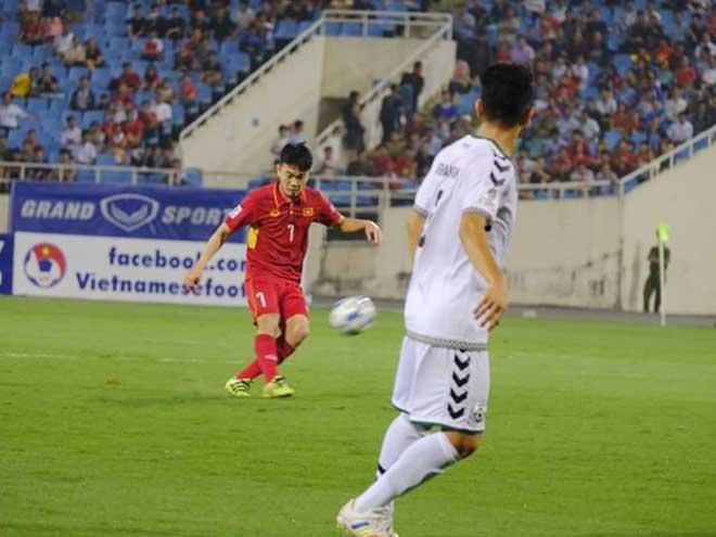 Với trận hòa 0-0 với Afghanistan tại SVĐ Mỹ Đình, tuyển Việt Nam đã chính thức giành vé dự VCK Asian Cup 2019 sớm một vòng đấu.