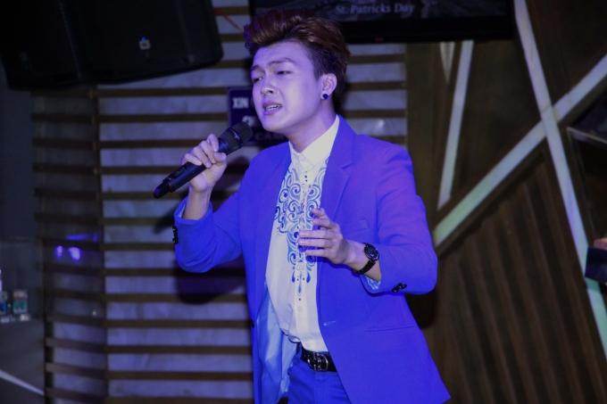Ca sĩ Khánh Hoàng (Top 4 solo cùng Bolero 2)