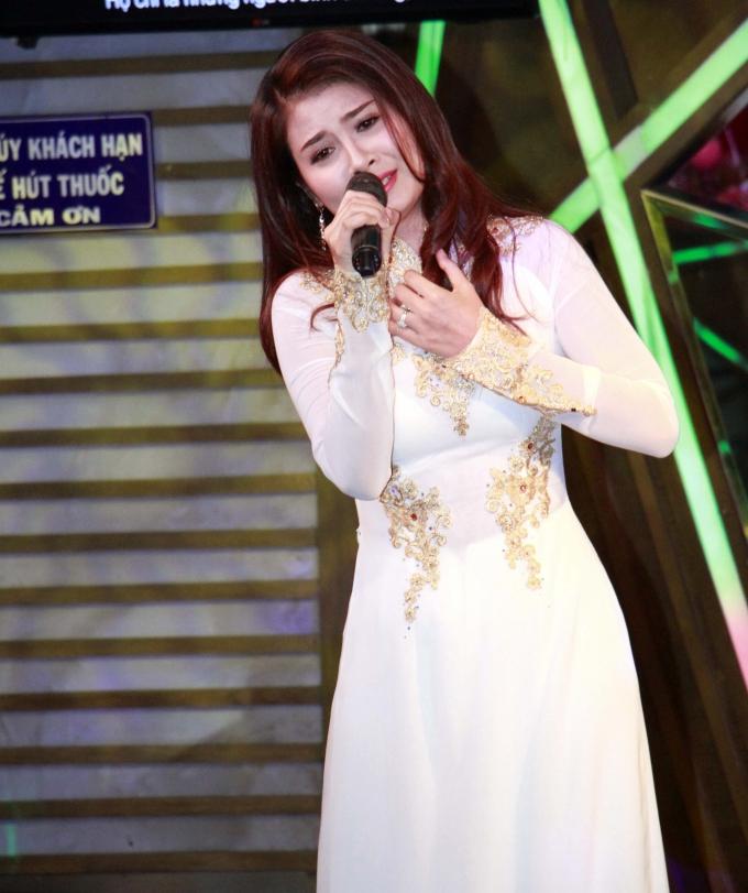 Ca sĩ Yến Ngọc