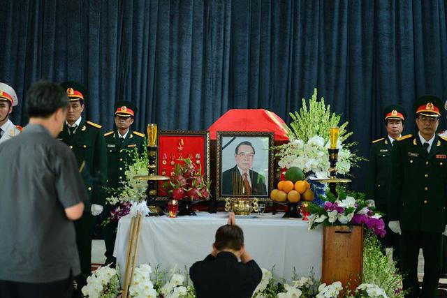 Lễ tang bình dị của nguyên Thủ tướng Phan Văn Khải
