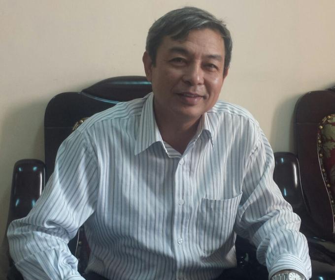 Ông Nguyễn Phúc Thịnh, Phó Chủ tịch UBND thị xã Chí Linh.