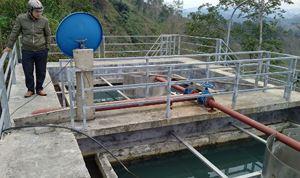 Liệu chất lượng nước cung cấp cho người dân có đảm bảo an toàn không?. Ảnh: Xuân Hồng.