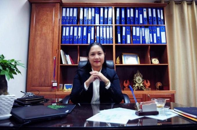 Luật sư Ngô Huỳnh Phương Thảo.