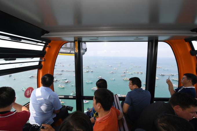 Ưu đãi khủng, Sun World Hon Thom Nature Park đang là điểm đến hot nhất Tết này tại Phú Quốc