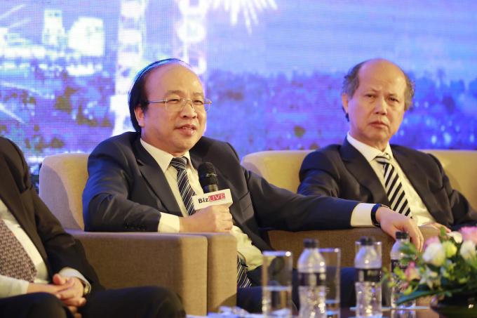 Ông Phan Chí Hiếu - Thứ trưởng Bộ Tư pháp