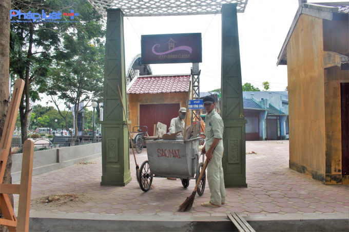 Ngắm phố đi bộ Trịnh Công Sơn trước