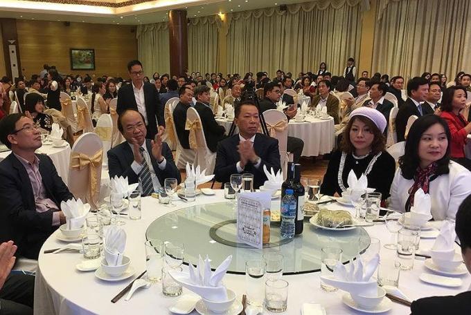 Tiệc tri ân cộng tác viên, đối tác Xuân Kỷ Hợi 2019 của Báo Pháp luật Việt Nam