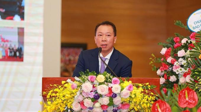 TS. Đào Văn Hội - Tổng Biên tập Báo Pháp luật Việt Nam