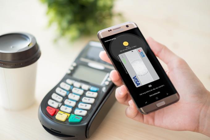 SCB dành tặng nhiều phần quà giá trị cho khách hàng thanh toán bằng ứng dụng Samsung Pay.