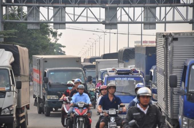 Người dân nên lưu ý để đảm bảo việc lưu thông được thuận tiện.
