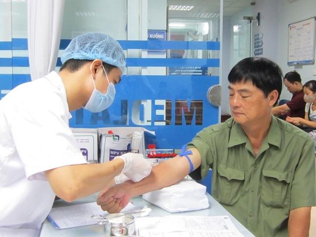 BV Đa khoa Medlatec miễn phí xét nghiệm đường máu, mỡ máu từ nay đến hết 31/5.