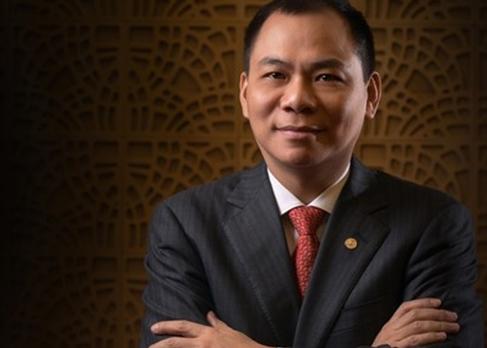 Ông Phạm Nhật Vượng đang là người giàu nhất Việt Nam cho đến thời điểm hiện tại.