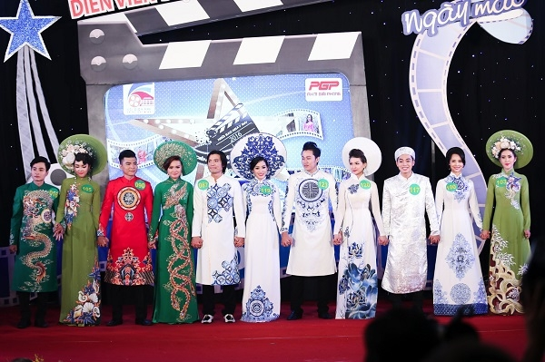 11 thí sinh xuất sắc của cuộc thi.