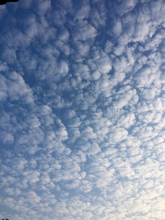 Những áng mây tuyệt đẹp và kỳ ảo xuất hiện ở Lào Cai