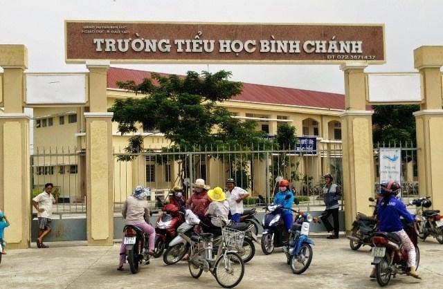 Trường TH Bình Chánh (GD&TĐ)