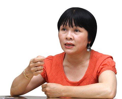 Tiến sĩ Khuất Thu Hồng.
