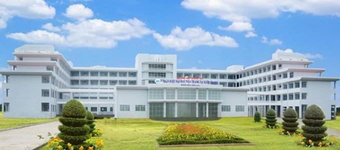 Đại học Kiên Giang (Ảnh: Infonet)