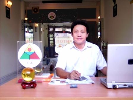 Giáo sư Đỗ Thanh Hải.