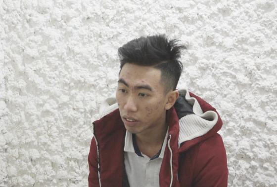 Đối tượng trốn truy nã Nguyễn Hoài Nguyên.